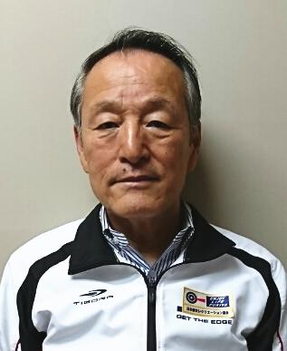 スポーツ吹き矢会長